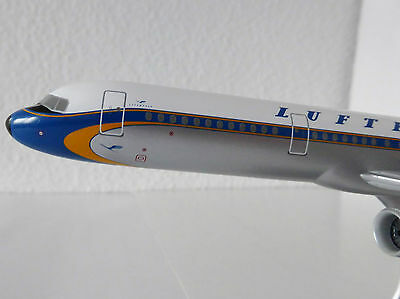 Airbus A321-200 LUFTHANSA RETRO COLOURS 1/200 D-AIDV Limox Wings LH25 A321
