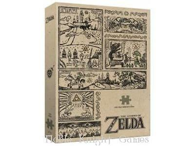 USAOpoly Puzzle Legend of Zelda, The - Legend of the Hero Box SW