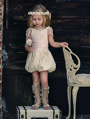 NWT Dollcake Blow Me a Kiss Jumpsuit sz 6 Birthday Party Summer SOLD OUT