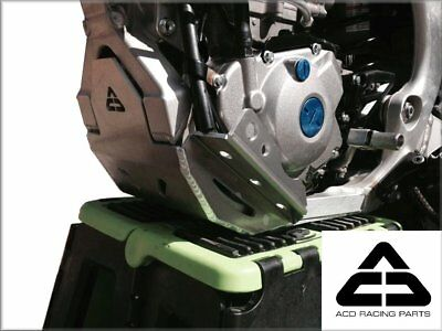 Kx250F 2009 To 2015 Alloy Skidplate- Acd Racing