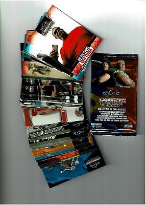 American Chopper 2004 Trading Cards set of 50 cards no dup.also avec many single