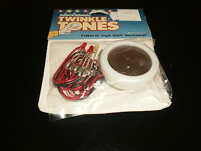 Touch Tone Music Button - Twinkle Tones - Jingle Bells