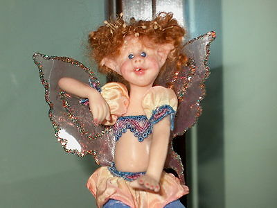 Fairy Abby By Josette Artist In Australia  Ooak All Hand Made