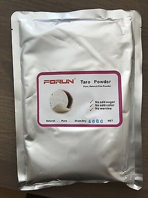 FORUN Natural Taro Powder  400G - Fine powder, pure