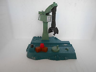 "Thomas The Tank Engine Trackmaster "" Cranky The Crane"" Ec"