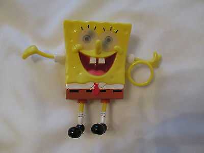 SPONGEBOB DECOPAC TICKLEPANTS CAKE TOPPER **PULL STING Shake**