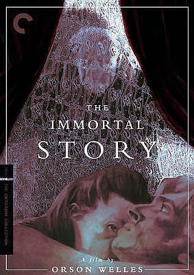 The Immortal Story Blu Ray 2016 2-Disc Set Criterion Collection Brand New