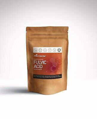 Fulvic Acid Powder 80-95% - Premium, Concentrated & Soluble - 1kg