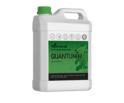 Quantum H ® - A super concentrated liquid Humic and Fulvic acid extract - 4L