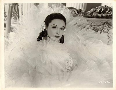 GAIL PATRICK GORGEOUS vintage 1930s ORIGINAL GLAMOUR EDITH HEAD FASHION Photo
