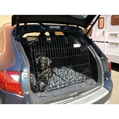 PORSCHE CAYENNE  Dog pet puppy travel training cage crate transporter guard