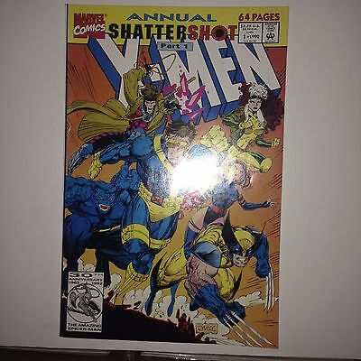 X-men Annual #1 (1992) VF Shattershot part 1