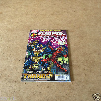 MARVEL COLLECTOR'S EDITION DEADPOOL UNLEASHED ISSUE 2 28th JUNE 2017 NEW UNREAD