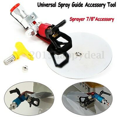 7/8'' Spray Guide Tool 517 Airless Nozzle For Titan Graco Wagner Paint Sprayer
