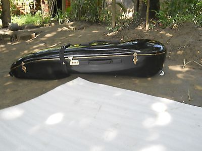 New Sarod Carry Case Sarud Fibre Glass Box Full Size Travelling Case