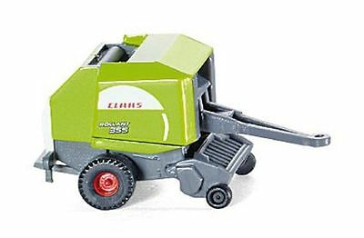 1:160 Wiking, machine agricole Claas botteleuse à l'échelle N