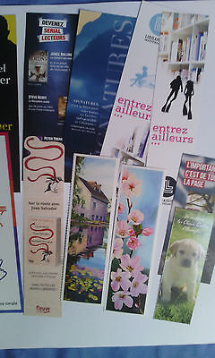 Lot Marque-Pages   Marque Pages Papeterie Librairie