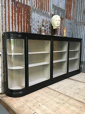 Antique apothecary / Shop Display Case /Haberdashery / Antique Shop Fitting