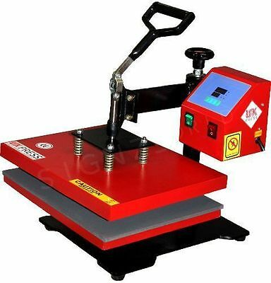 30x38 SWING AWAY Heat Press Machine T-shirt Sublimation