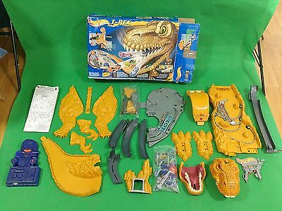 T-Rex Vintage Hot Wheels Boxed Good Condition Track
