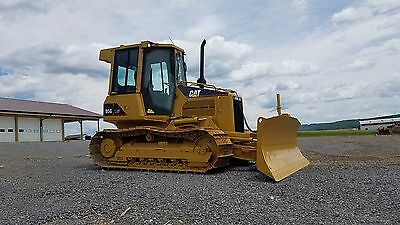 2005 Caterpillar D5G LGP Bull Dozer Tractor Diesel Engine Hydraulic Machine Cab
