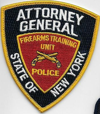 New York  State Attorney General Ag Firearms Training Unit Police Range Ny Patch