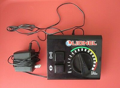 Lionel Train Controller With Power Supply