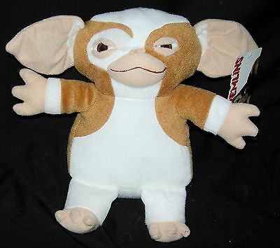 Gremlins Gizmo Plush Stuffed Animal Soft Toy Factory Brown White