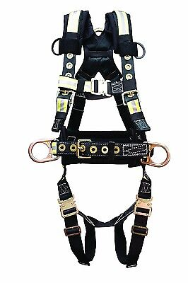 Elk River FireFly Platinum Series Fall Protection Construction Harness 2X-Large