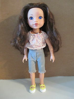 """Hearts to Hearts Playmate Doll Dell from Kentucky Doll 14"""""""