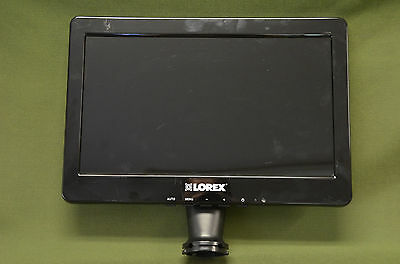 Lorex 13 inch LED security monitor for security camera DVR  (1-D)