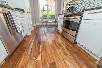 Acacia Walnut Engineered Hardwood Wood Flooring Floor Sample