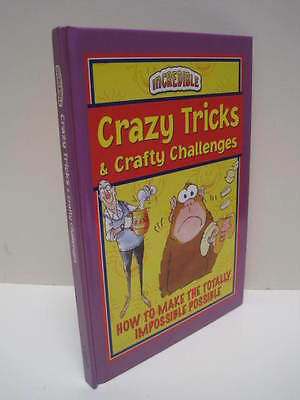 Crazy Tricks & Crafty Challenges by Sandy Ransford