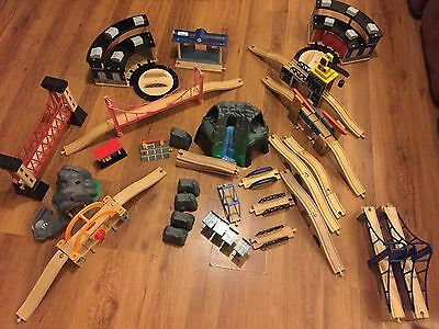 Selection of Accessories for Brio / Wooden Train Track with Combined Postage