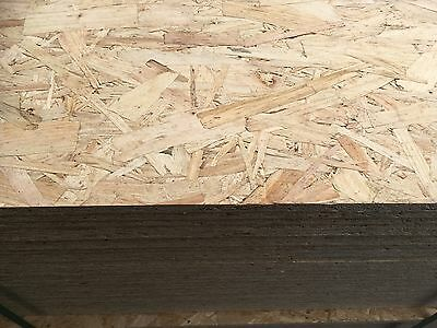 11mm OSB 3 Panel Boards 2440x1220mm - Only £12.95
