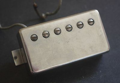 Vintage 1979 Gibson Les Paul T-Top Pickup Patent Number Tim Shaw Oct 4 1979