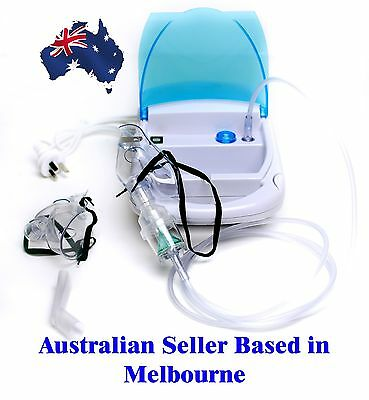 Medical Compressor Nebulizer / Nebuliser Asthma Relief Hospital Grade