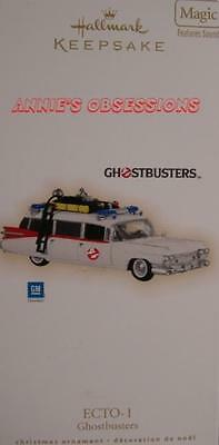 Hallmark 2009 * Ghostbusters Ecto-1 * Magic