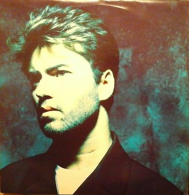 """GEORGE MICHAEL - WAITING FOR THAT DAY 12"""" VINYL 1990s POP EX/EX"""