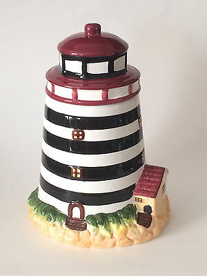 Lighthouse Cookie Jar Alco Industries