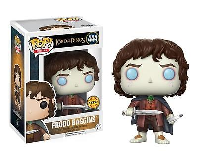 Lord of the Rings Frodo Baggins CHASE Pop! Vinyl Figure FUNKO 444