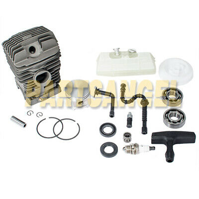 New 46mm Cylinder Piston & Ring Kit for Stihl 029 MS290 039 MS390 Chainsaw Part