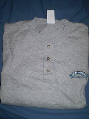 Creemore Springs Brewery long sleeve casual shirt mint never worn size = L