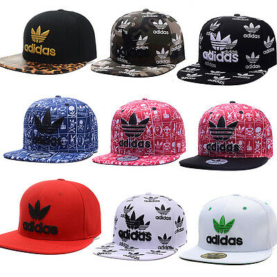 NEW Hot Snapback Hip-Hop Hats Adjustable Bboy Unisex Sport Baseball Cap Hat