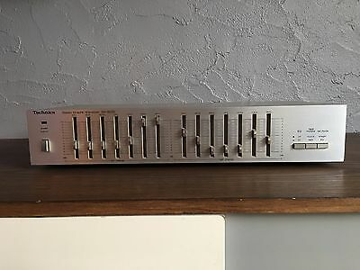 Technics - Stereo Graphic Equalizer - sh-8025