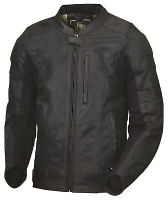 NEW Roland Sands Jacket Sonoma Leather Black from Moto Heaven