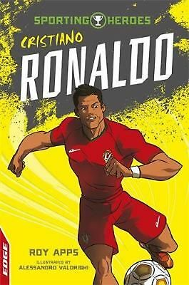 Cristiano Ronaldo by Roy Apps Hardcover Book