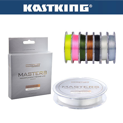 Lake Sea Kastking Fishing Line Super Strong Durable Monofilament Nylon 300Y 270M