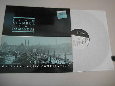 LP VA From Stambul To Damascus (10 Song) AUSFAHRT REC