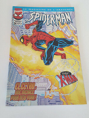 COMICS - Spider-Man V1 N°24 - 1999 - Marvel Comics -- Francais - Occ